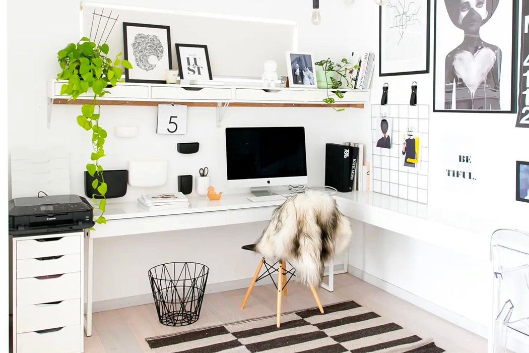 Scandinavian Office Decor
