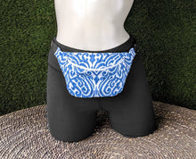 Load image into Gallery viewer, Srilanka Indigo Blue Fanny Pack