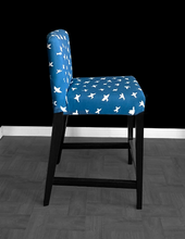 Load image into Gallery viewer, PAIR IKEA HENRIKSDAL Bird Bar Stool Slipcovers, Bird Ikea Chair Covers