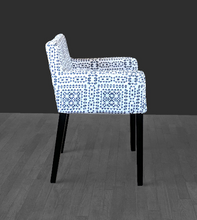 Load image into Gallery viewer, IKEA NILS Chair Slip Cover, Santiago Tribal Pattern