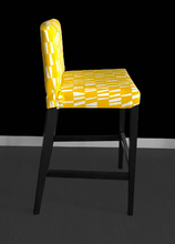 Load image into Gallery viewer, Yellow Summerhouse HENRIKSDAL Bar Stool Chair Cover