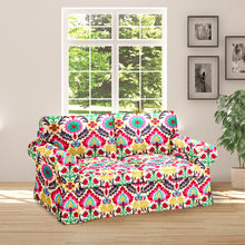 Load image into Gallery viewer, IKEA Ektorp Sofa Slipcover, Santa Maria Desert Flower