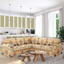 Load image into Gallery viewer, IKEA EKTORP Sofa Slip Cover, Santa Maria Adobe