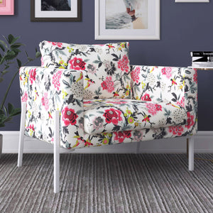 IKEA KOARP Armchair Cover, Candid Moment Ebony