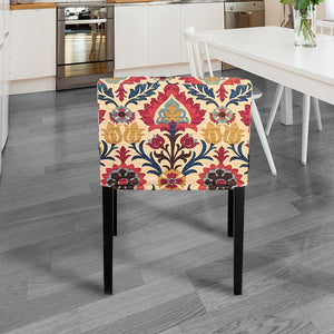 IKEA NILS Jewel Tones Floral Gem Chair Cover