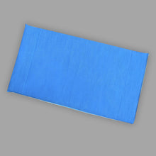 Load image into Gallery viewer, Sunbrella Royal Blue IKEA HEMMAHOS Bench Pad Slip Cover