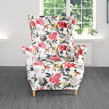 Load image into Gallery viewer, IKEA SKRUVSTA Chair Slip Cover, Candid Moment Ebony