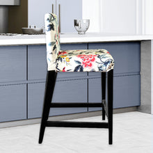 Load image into Gallery viewer, IKEA HENRIKSDAL Barstool Cover, Candid Moment Ebony