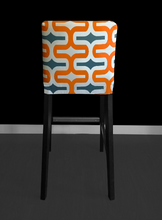 Load image into Gallery viewer, Chunky Bold IKEA HENRIKSDAL Bar Stool Chair Cover