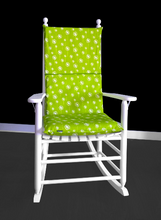 Load image into Gallery viewer, Dandelion Rocking Chair Cushion