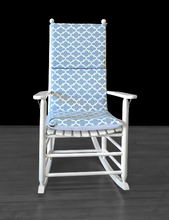 Load image into Gallery viewer, Adjustable Rocking Chair Covers, Indian Style Rocking Chair Pads And Covers