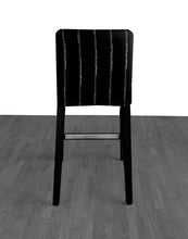 Load image into Gallery viewer, Black Dot Print, IKEA HENRIKSDAL Bar Stool Chair Cover