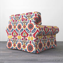 Load image into Gallery viewer, IKEA Ektorp Armchair Slipcover, Santa Maria Gem