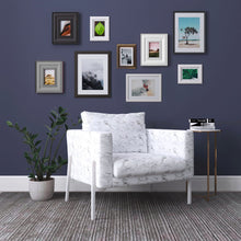 Load image into Gallery viewer, IKEA KOARP Armchair Covers, White Marble Chair Cover