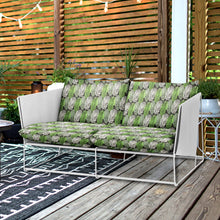 Load image into Gallery viewer, Rainforest Pine, Green IKEA Outdoor Slipcover