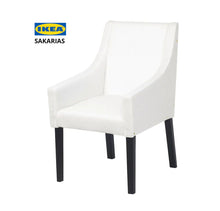 Load image into Gallery viewer, IKEA SAKARIAS Dining Chair Cover, Indian Boho Print
