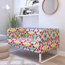 Load image into Gallery viewer, IKEA KNOPPARP Sofa Slip Cover, Santa Maria Desert Flower