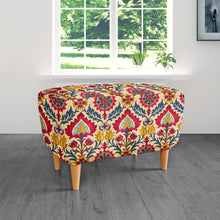 Load image into Gallery viewer, IKEA POÄNG Cushion Slipcover, Santa Maria Gem