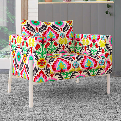 IKEA KOARP Armchair Covers, Santa Maria Desert Flower