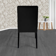 Load image into Gallery viewer, IKEA HENRIKSDAL Slip Cover, Black Linen