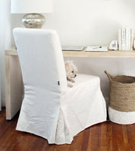 Load image into Gallery viewer, IKEA HENRIKSDAL Slip Cover, White Linen