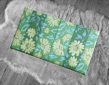 Load image into Gallery viewer, Patchwork Floral Damask IKEA Bench Pad Cover