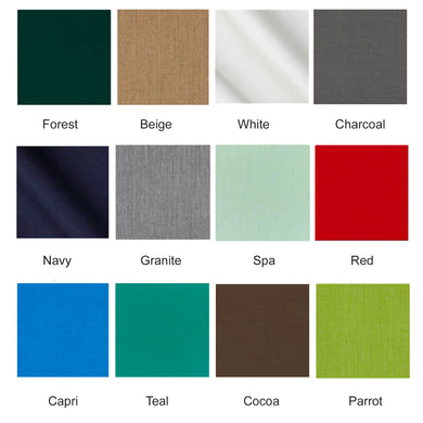 IKEA Outdoor Lounge Pad Covers, SUNBRELLA Canvas Solids