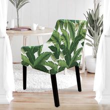 Load image into Gallery viewer, IKEA Sakarias Chair Cover, Green Banana Leaf