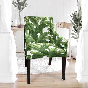 IKEA Sakarias Chair Cover, Green Banana Leaf