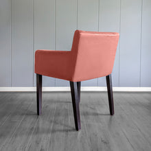 Load image into Gallery viewer, IKEA NILS Blush Pink Velvet Chair Cover