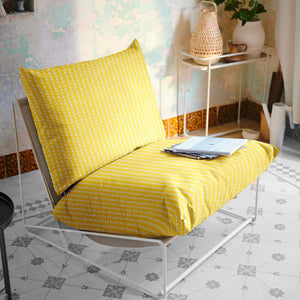 Vine Yellow Bohemian Print, IKEA Outdoor Slipcovers