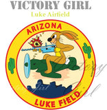 D1179 Luke Airfield Logo