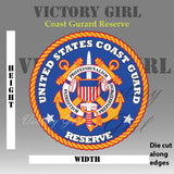 D1183 Coast Guard Reserve Insignia