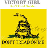 D1205 Don't Tread on Me