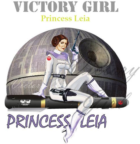 D1278 Princess Leia