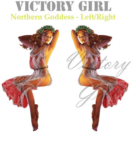 D1295.1 Northern Goddess