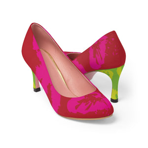 Pink Thrill Designed by AMD | Women's High Heels