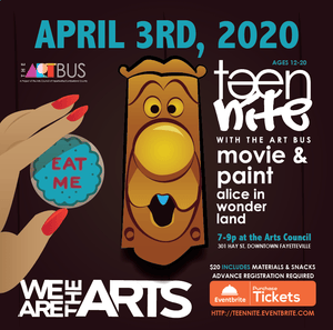 Teen Nite: April 3rd