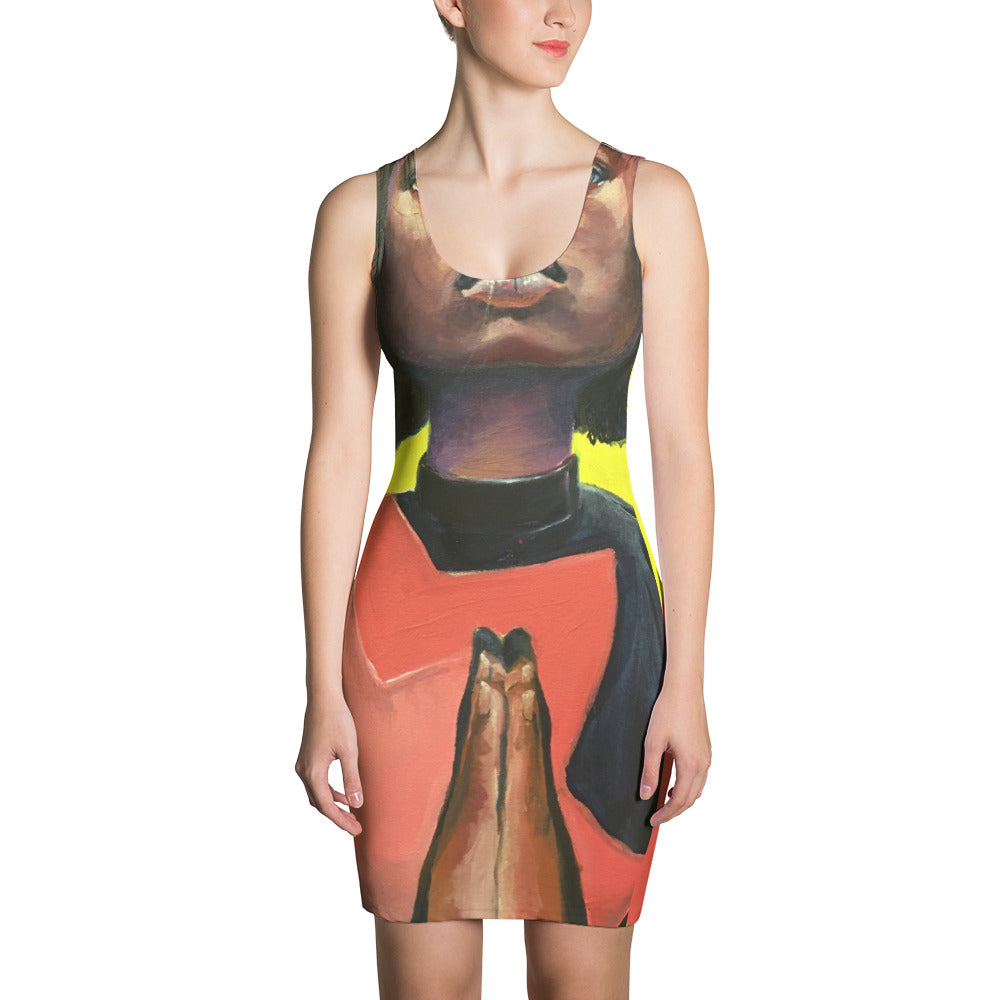 Garnet Sublimation Cut & Sew Dress