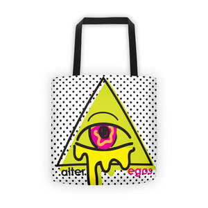Alter Egos Eye Tote bag