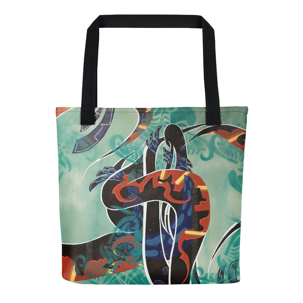 Summer Breeze by Marcos Mata Tote bag