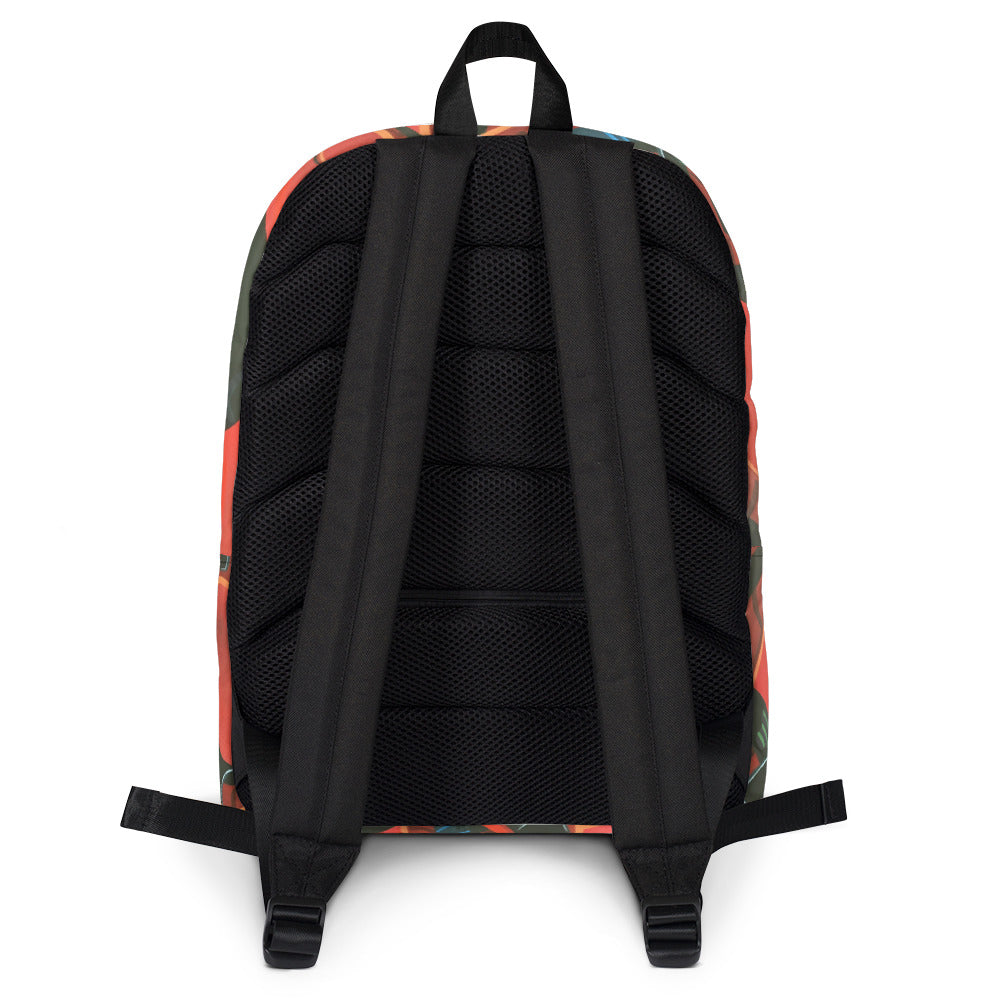 Here Comes a Thought/Ometeotl Collab Backpack