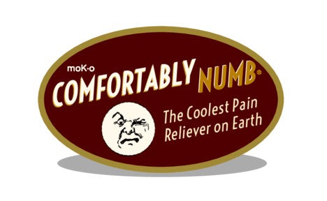 NUMB Craze with Comfortably Numb pain relieving oil