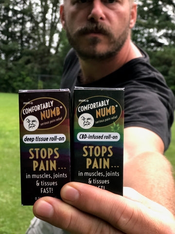 2 for 1 COMFORTABLY NUMB® pain relieving roll-on