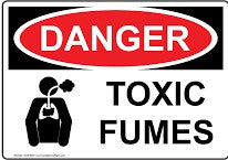 Toxic fumes in air fresheners