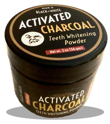 MISC SKINCARE PRODUCTS - ACTIVATED CHARCOAL Teeth Whitening Powder 2 Oz