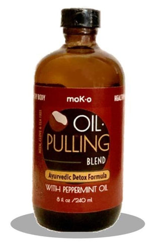 MISC SKINCARE PRODUCTS - Ayurvedic OIL PULLING BLEND
