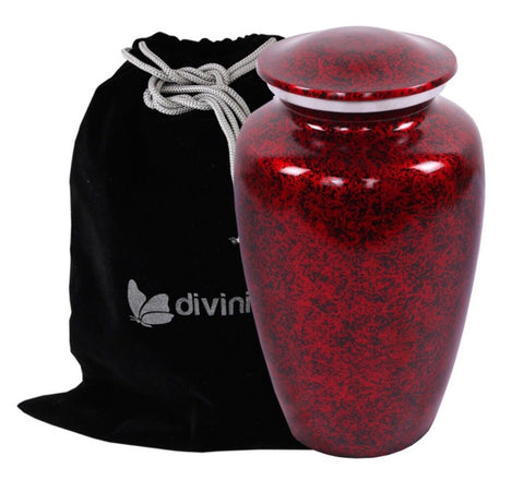 Forest Alloy Cremation Urn