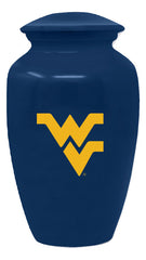 Image of West Virginia Mountaineers Cremation Urn
