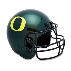 University Of Oregon Sports Helmet Urn, Sports Urn - Divinity Urns.